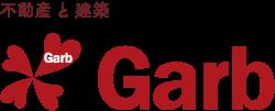 不動産と建築 株式会社ガーブ ロゴマーク ロゴタイプ