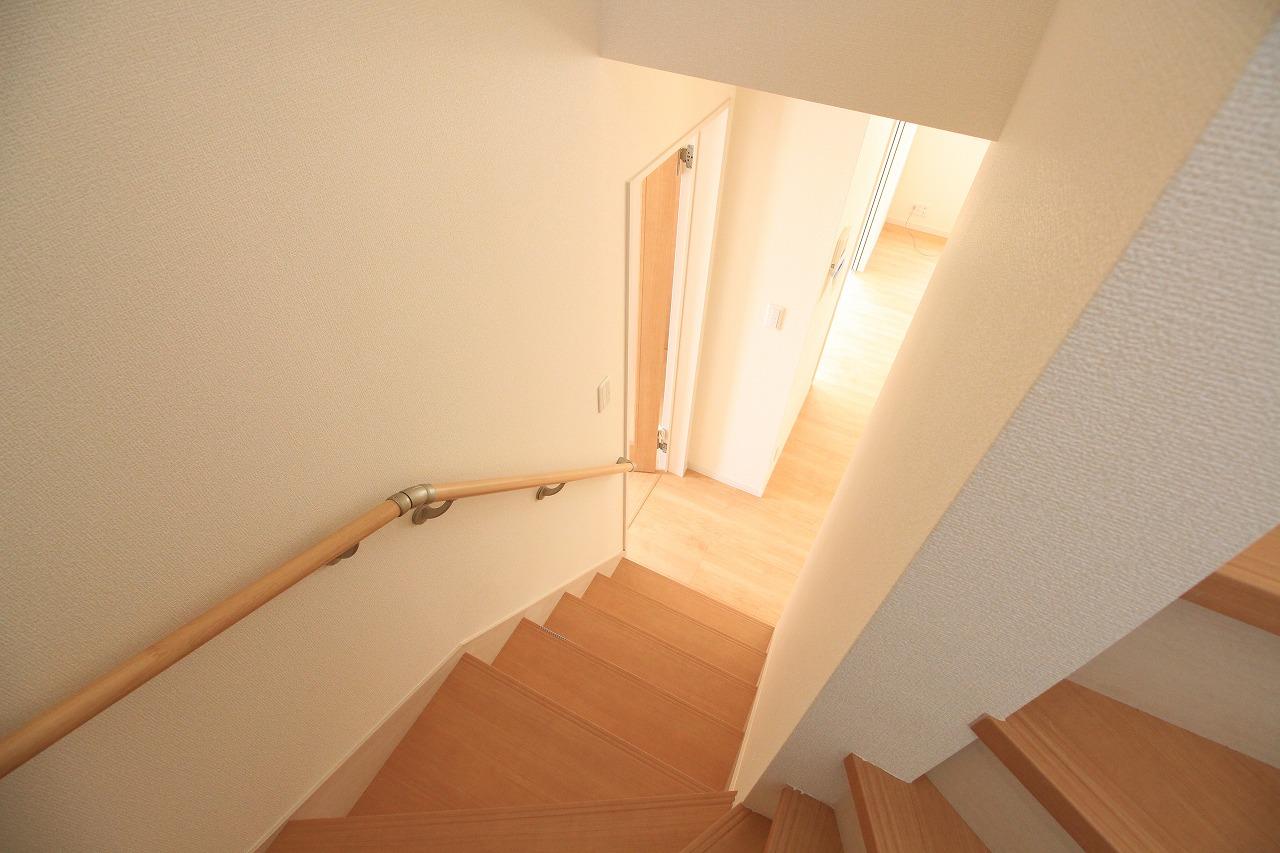 [1号棟] 階段