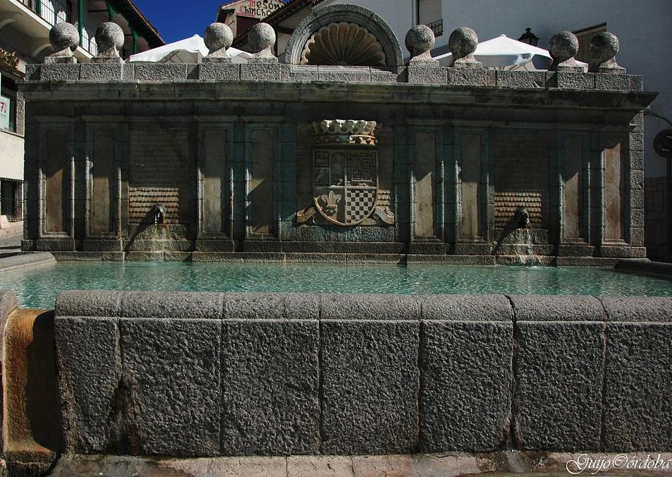 Fuente de Arriba de Chinchón