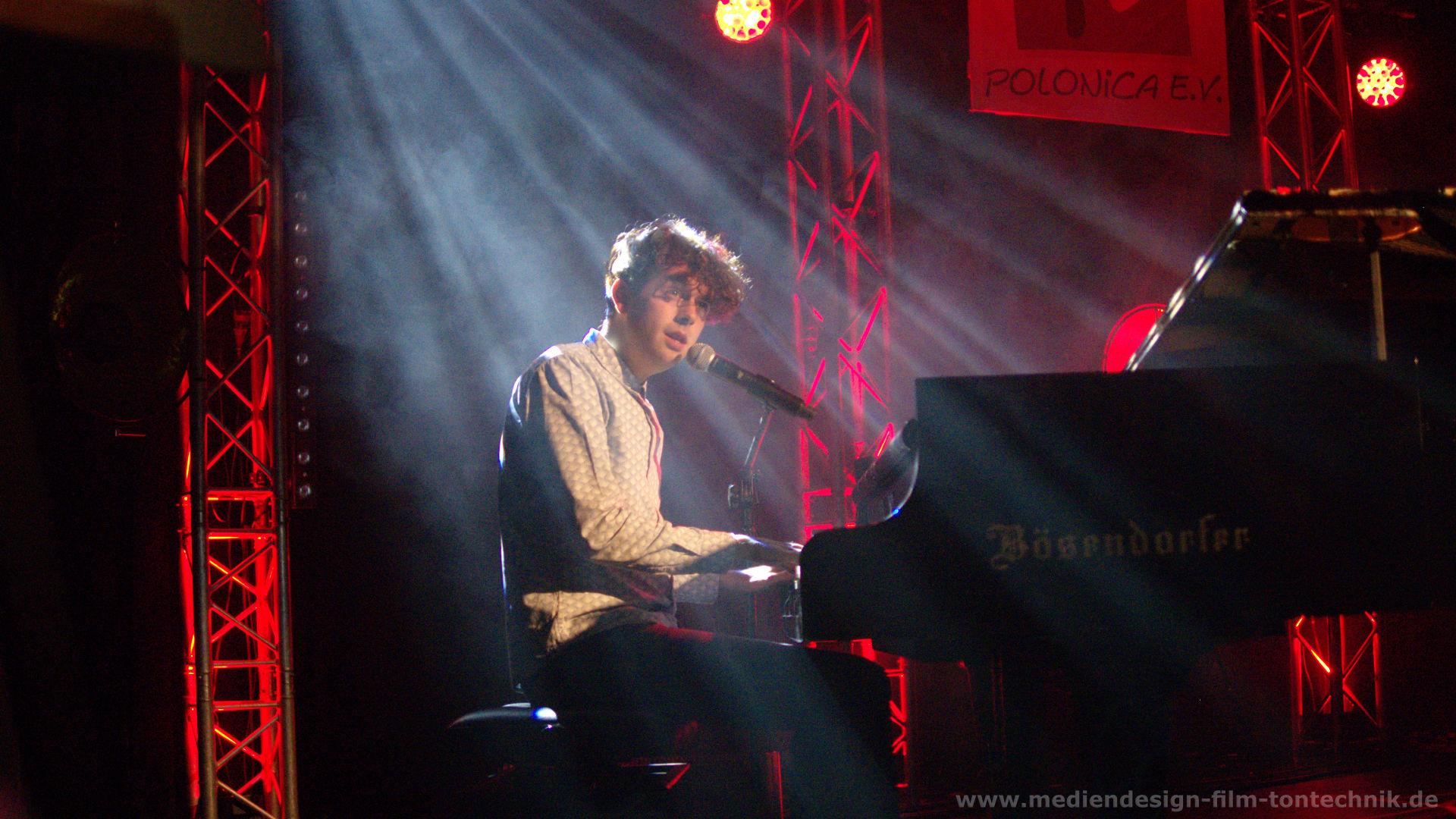 """Wettbewerb """"Junge Talente"""" Matthias Ningel"""