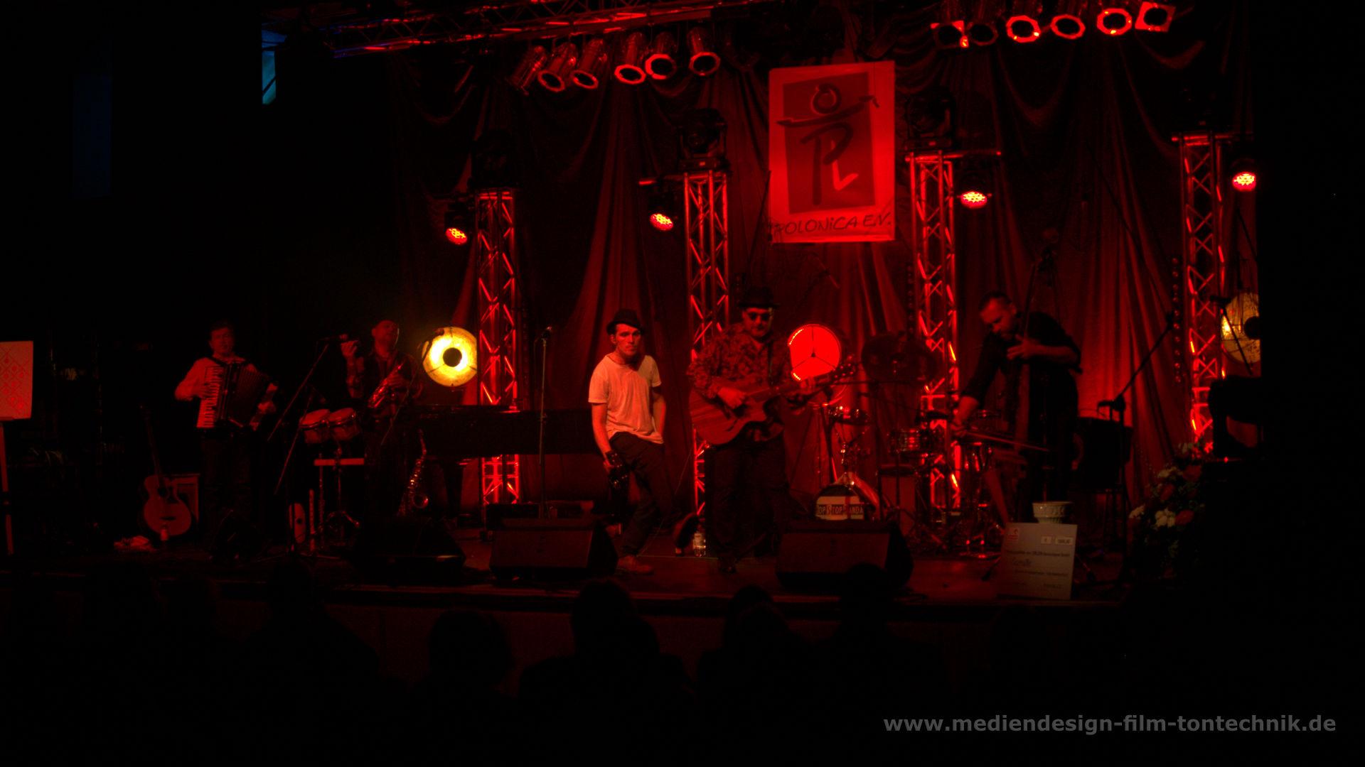 Gala Konzert Samstag: HopStopBanda