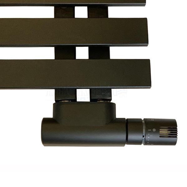 Schwarz Eck-Form