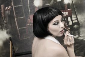 Eine letzte Zigarette