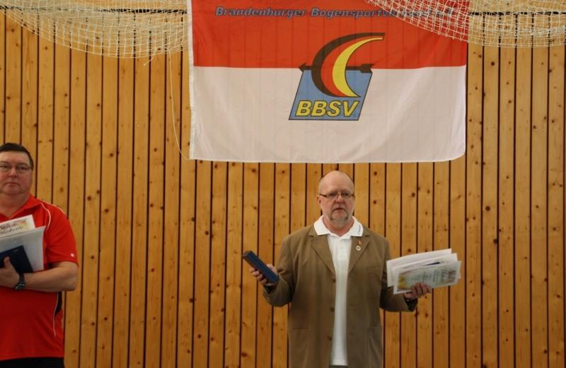 Bernd Tzschoppe, Präsident des BBSV