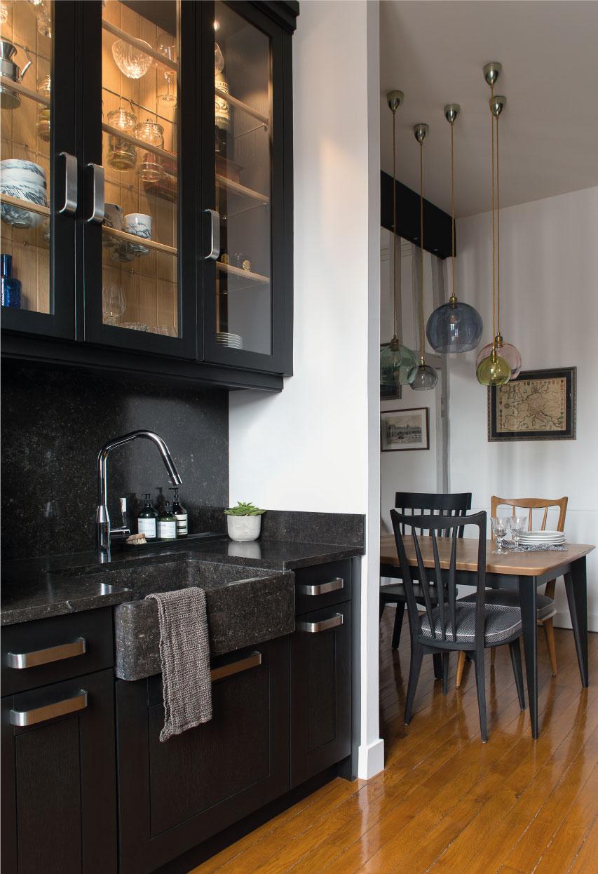Cuisines Autres Agencements Mathieu Le Guern Design # Meuble Tv Mural Blanco