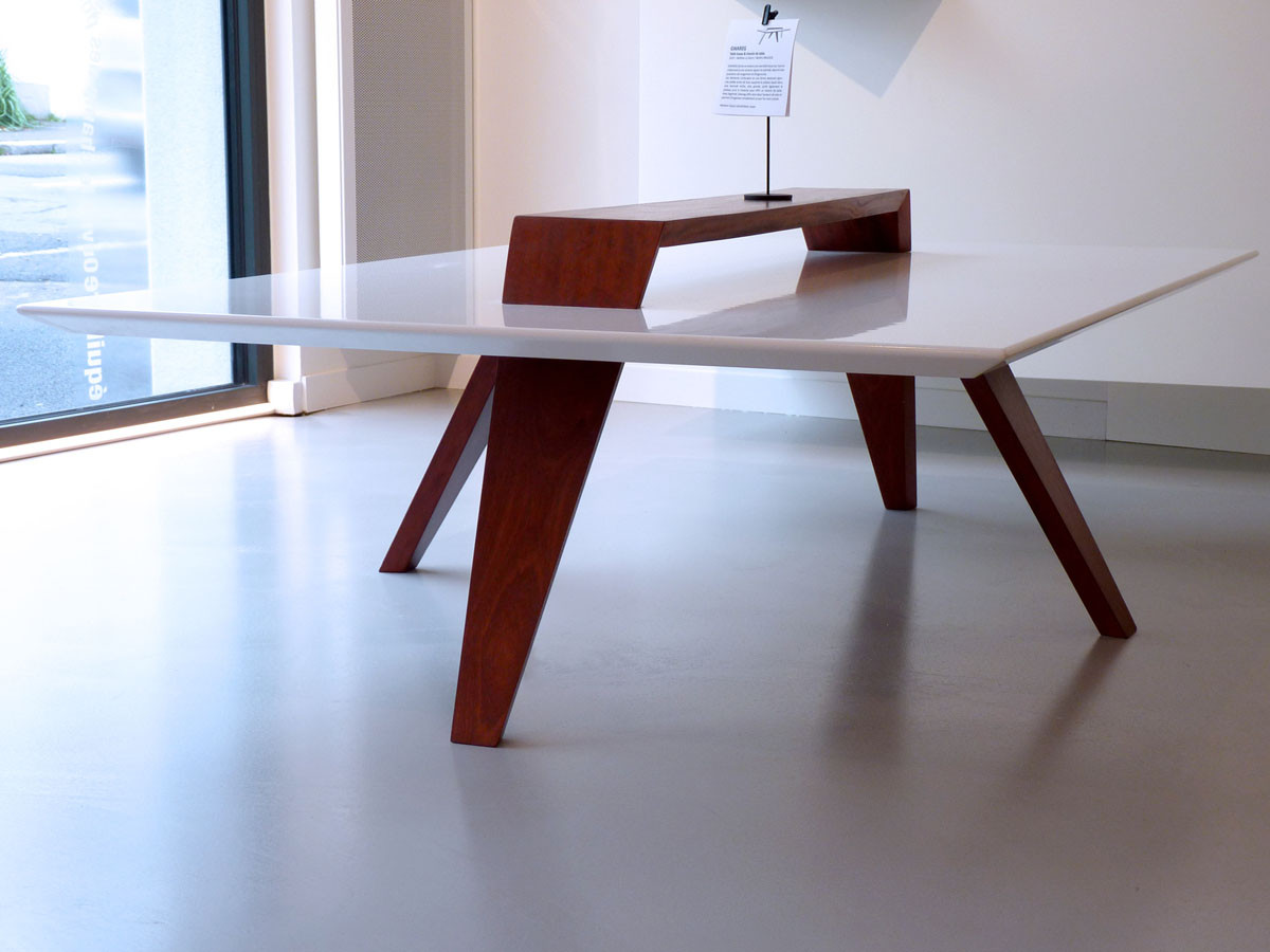 Table basse GWAREG (Design Ateliers Malegol - Mathieu Le Guern)