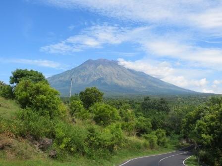 Der Gunung Batur
