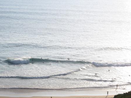 Surfer in Sagres