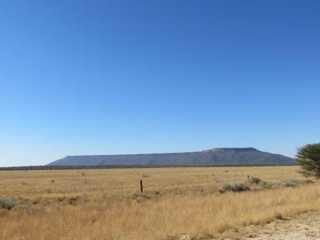 Das Waterberg Plateau