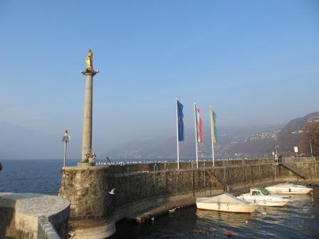 Spaziergang am Lago Maggiore