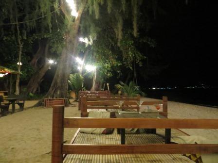 Bar im Flora i Talay