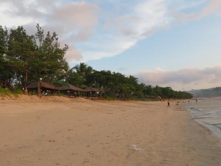 Der Strand von Jimbaran