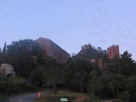 Schloss Escornalbou