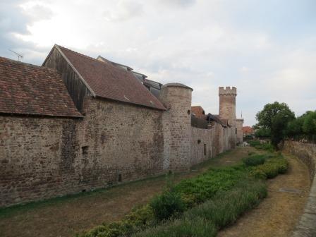 Stadtmauer von Obernai
