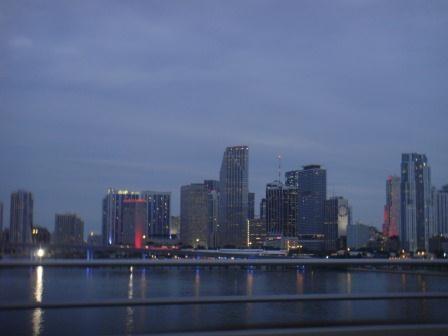 Erster Eindruck von Miami
