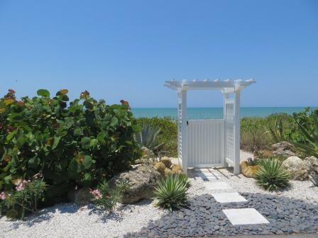 Eingangstor zum Strand :)