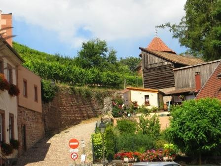 Impressionen aus Ribeauvillé
