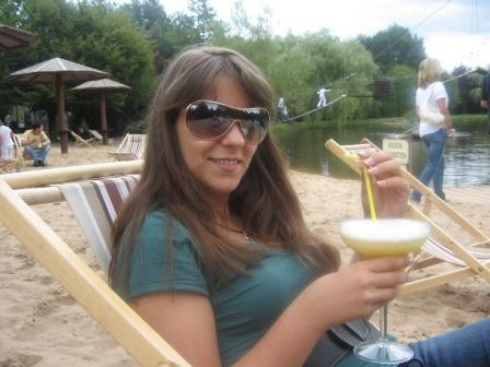 In der Beachbar