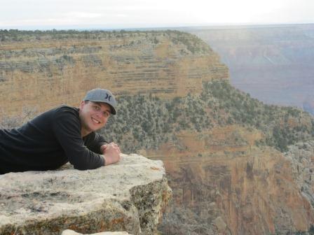 Abends am Grand Canyon