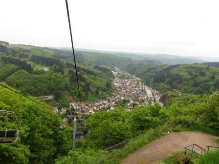Seilbahn in Vianden