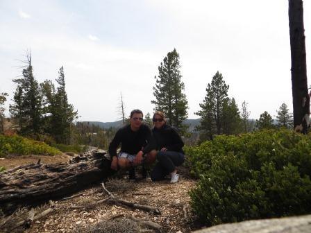 Unterwegs im Bryce Canyon Nationalpark