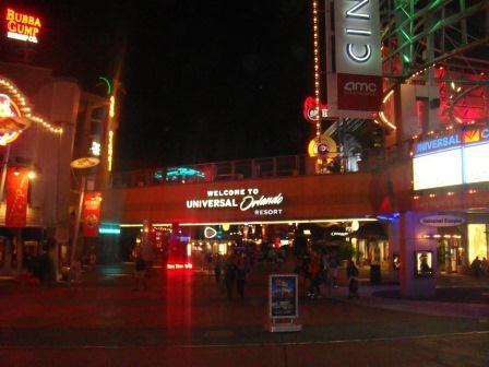 Universal Walk Orlando