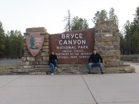 Willkommen im Bryce Canyon Nationalpark