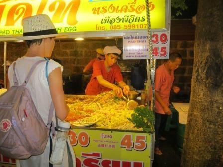 Sonntagsmarkt in Chiang Mai