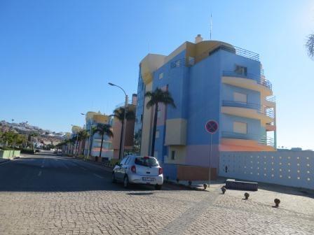 Abschied von der Marina in Albufeira