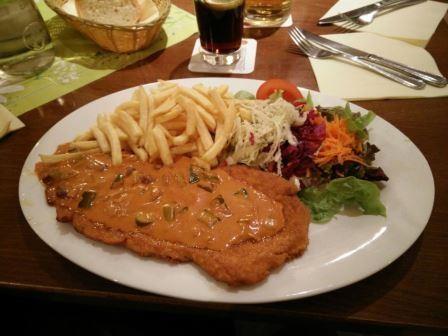 Schnitzelhaus Saarlouis