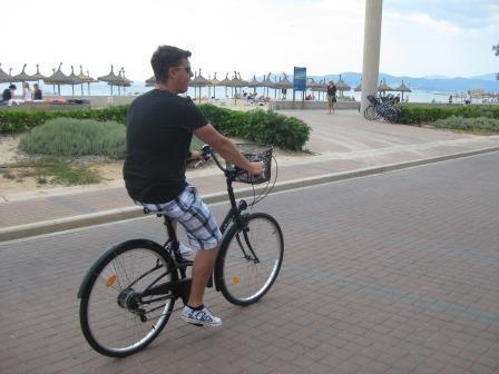 Fahrradtour durch Arenal