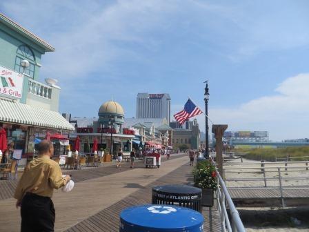 Boardwalk Atlantic City