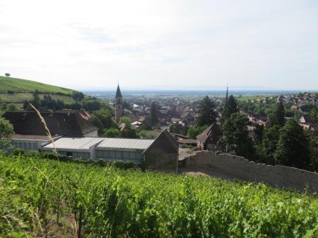 Wanderung zu den 3 Burgen in Ribeauvillé