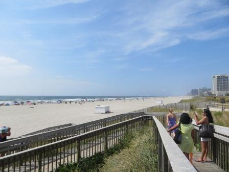 Strand von Atlantic City