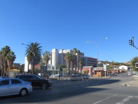 Impressionen aus Windhoek