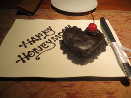Honeymoon Kuchen