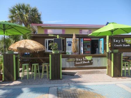 Beachbar in Fort Myers Beach