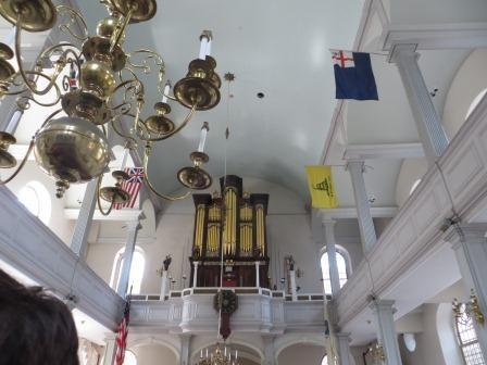 Boston Freedom Trail - Old North Church