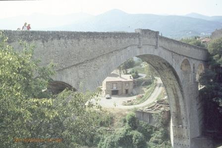 Pont du Diable in Céret