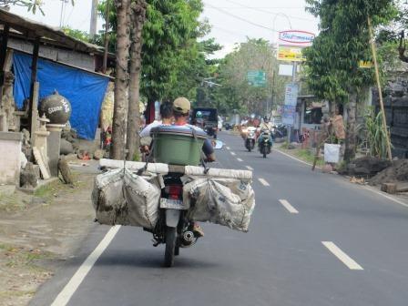 Unterwegs in Ubud