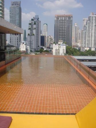 Unser Dach-Pool