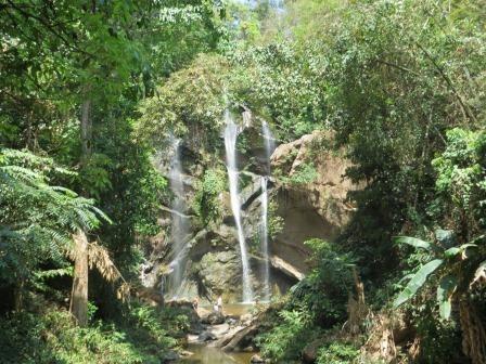 Morka-Fa Wasserfall