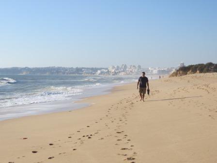 Mann am Strand ;-)