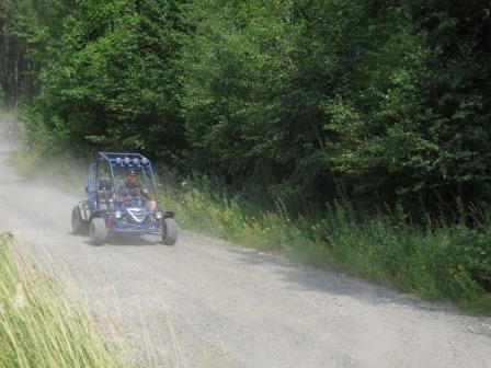 Buggy-Fahren