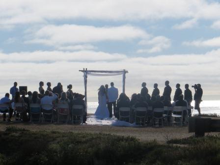 Wedding on the Beach...