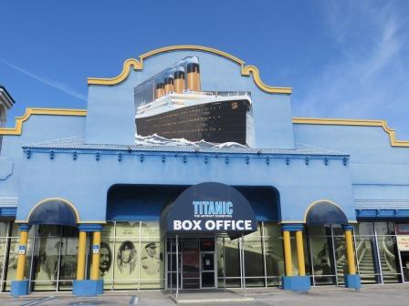 Das Titanic Museum