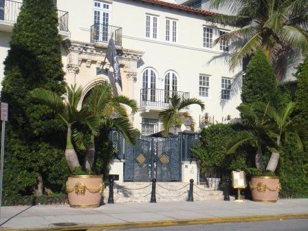 Villa von Gianni Versace