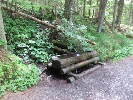 Wanderung zur Turnerova-Hütte