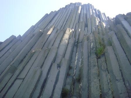 Die steinerne Orgel