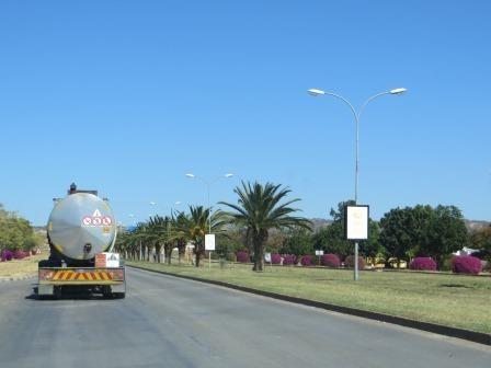 Impressionen aus Tsumeb